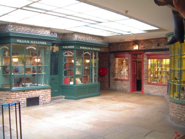 Castle Museum Shops