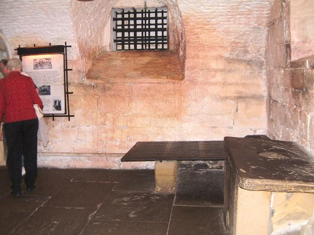 dick turpin cell