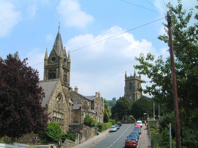 Pateley New Church