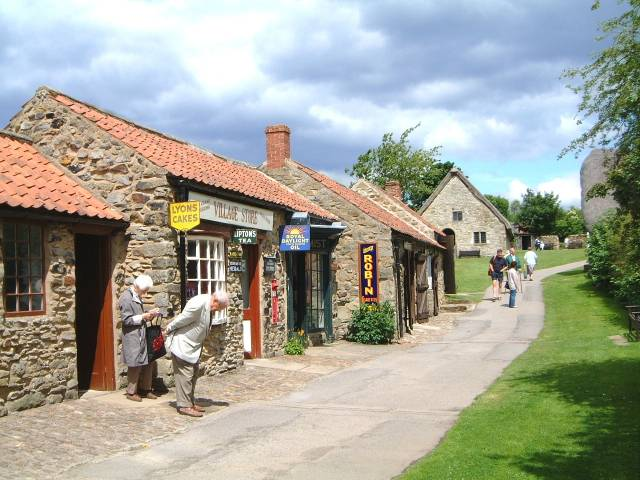 Shops and Craft Workshops