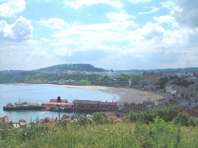 Scarborough South Bay view