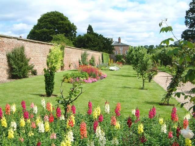 Sledmere House Walled Garden