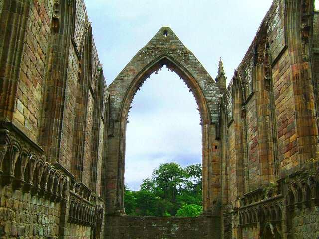 bolton abbey choir